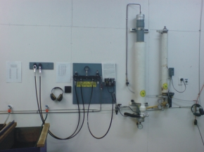 Membrane Nitrox Fill Station - 2 Across
